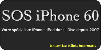 SOS iPhone 60 Logo